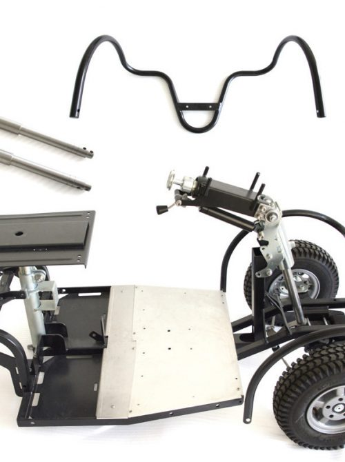 Electrical Scooter sub-assemblies